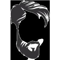 beard men symbol